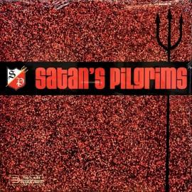 Satan's Pilgrims S/T LP 1999 MuSick Sealed