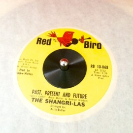 The Shangri-Las - Past, Present and Future Orig 7