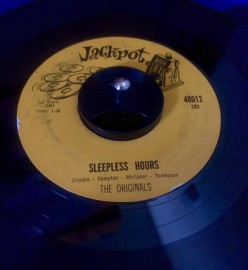 The Originals - Sleepless Hours / Anna 7
