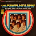 THE SPENCER DAVIS GROUP - With Their New Face On LP