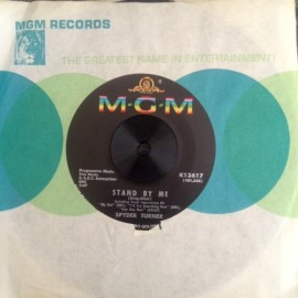 Spyder Turner - Stand By Me - Good Enough... Orig Unplayed in Co Sleeve