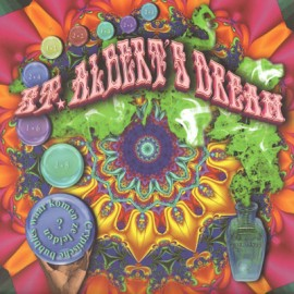 VA - St. Alberts Dream LP psych comp