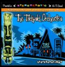THE TIKIYAKI ORCHESTRA - Stereoexotique CD