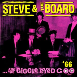 Steve & The Board CD