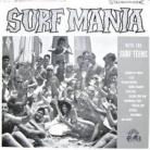 The Surf Teens Surf Mania Ltd Clear Vinyl LP