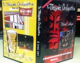 The Tikiyaki Orchestra Double DVD