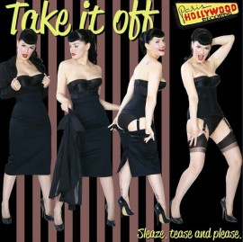 V/A Take it Off - Sleaze, Tease, and Please LP