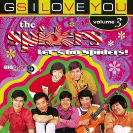The Spiders - Lets Go Spiders! CD