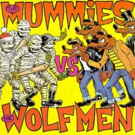 The Mummies Vs. The Wolfmen Double 7