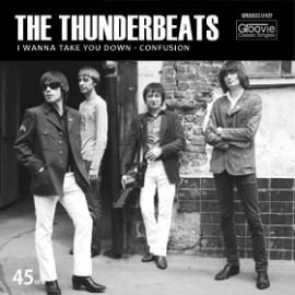 The Thunderbeats - I Wanna Take You Down  7