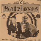 Thee Watzloves - Polka Jamboree De Lux LP