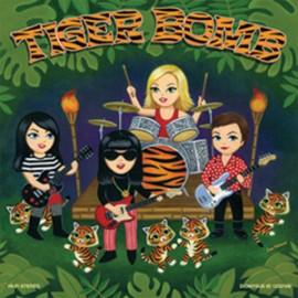 Tiger Bomb - Uproar LP