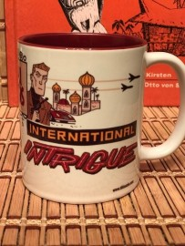 Tiki Oasis LIMITED International Intrigue Coffee Mug
