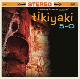 Tikiyaki 5-0 CD