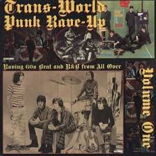 VA: Trans World Punk Rave-Up Vol 1 LP