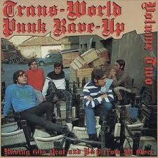 Trans World Punk Rave-Up Vol 2 LP
