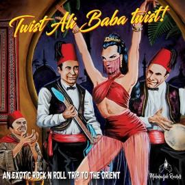 V/A Twist Ali Baba Twist LP