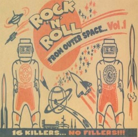 VA Rock 'n' Roll From Outer Space LP