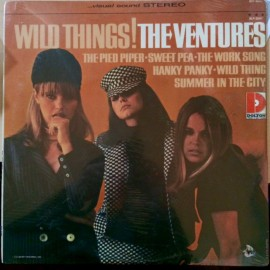 The Ventures - Wild Things! Original LP Sealed
