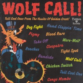 VA: Wolf Call - Golden Crest comp LP