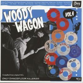 VA: Woody Wagon Vol 4 Dancefloor Killer 45s LP