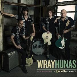 Los Kahunas - Wrayhunas CD