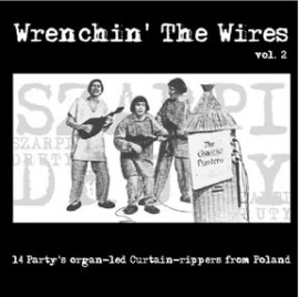 V/A - Wrenchin' The Wires 2: 14 Party's organ-led Curtain-rippers from Poland LP