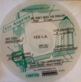 V/A - Yes LA - Green/Black Color Combo