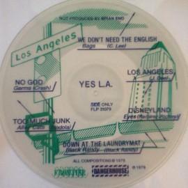 V/A - Yes LA - Green/Blue Color Combo