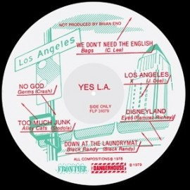Yes LA Red - Green Color Combo LP