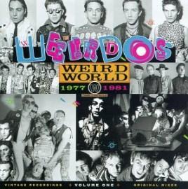 THE WEIRDOS - Weird World Volume One 1977-1981 LP