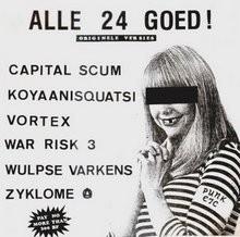 V/A: ALLE 24 GOED! - Originele Versies LP