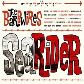 BARBWIRES - Searider CD