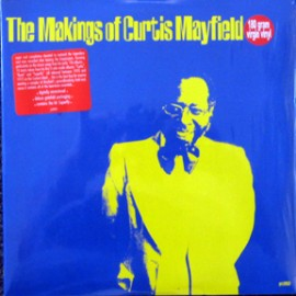 CURTIS MAYFIELD - The Makings Of Curtis Mayfield LP