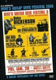 DEKE'S GUITAR GEEK FESTIVAL 2006 DVD