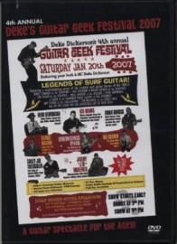 DEKE'S GUITAR GEEK FESTIVAL 2007 DVD