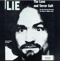 Charles Manson - Lie CD