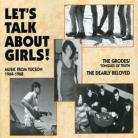 V/A - LET&#39;S TALK ABOUT GIRLS (Music From Tucson &#39;64-&#39;68) CD