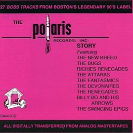 V/A - POLARIS STORY CD