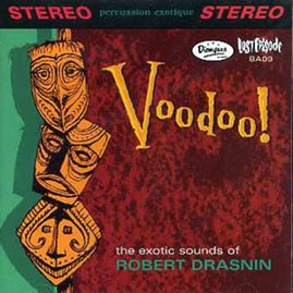 ROBERT DRASNIN - Voodoo CD