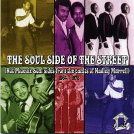 V/A - SOUL SIDE OF THE STREET LP
