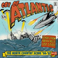 V/A - CRY OF ATLANTIS LP