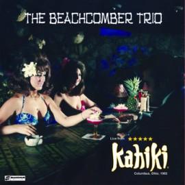 Beachcomber Trio Live Kahiki Blue Vinyl LP