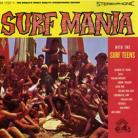 THE SURF TEENS - Surf Mania CD