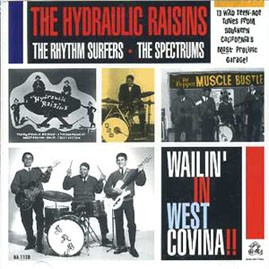 V/A - WAILIN' IN WEST COVINA LP