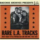 V/A - RARE L.A. TRACKS CD