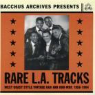 V/A - RARE L.A. TRACKS CD