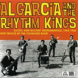 AL GARCIA & THE RHYTHM KINGS CD