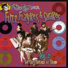 V/A - TONY THE TYGER PRESENTS FUZZ, FLAYKES, & SHAKES VOLUME TWO: THE DAY BREAKS AT DAWN CD