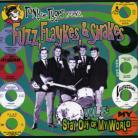 V/A - TONY THE TYGER PRESENTS FUZZ, FLAYKES, & SHAKES VOLUME THREE: STAY OUT OF MY WORLD CD